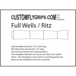 Full Wells / Ritz Free Grip Template