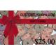 Thẻ quà tặng $25