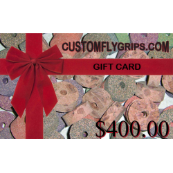 Tarjeta de regalo $400