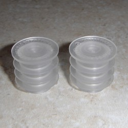 20mm själv tätning Infoga (passar de flesta 1 oz flaskor)