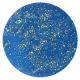 Gold Blue Metallic Adhesive Pigments, Limited Time 5X More
