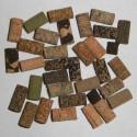 Cork stekkers