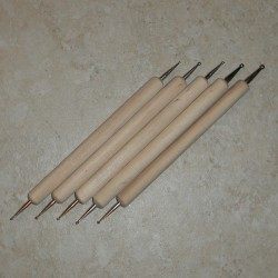 Marbling công cụ 5 mảnh thiết lập