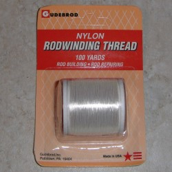 Gudebrod metálico Thread tamanho D (carretéis de 100 jardas)