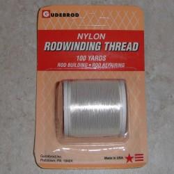 Gudebrod metallico del filetto formato D (bobine di 100 yard)