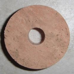 """Flor Grade Cork ringen 1.5"""" met 3/8"""" gat van centrum"""