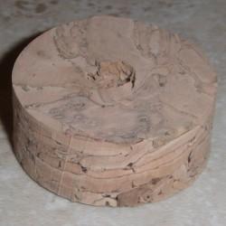 "Cork fal pierścienie 1/2"""