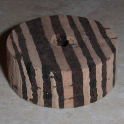 Stribet Cork ringe 1/2""