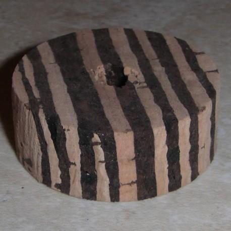 """Luonnollisia aallon Cork renkaat 1/2"""""""