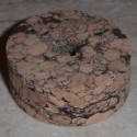 Mix Burl Cork Rings 1/2""