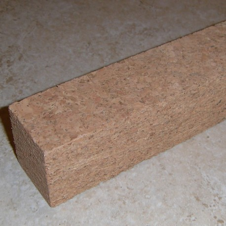 "Cork blockerar 1,5 ""x 1,5"" x 12 """