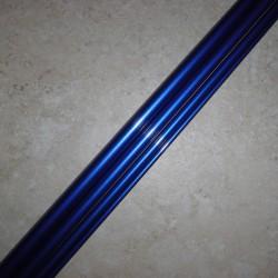 """CFG tomme 5WT 8'6 """"3 stykke gjennomskinnelig glassfiber tomt"""