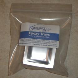 RodDancer Epoxidharz und Finish mischen Trays (25 Anzahl)