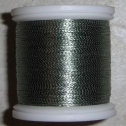 FishHawk metallisk refleksioner tråd størrelse et 100m