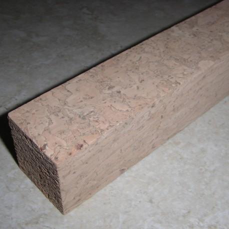 """Bølge Cork blokerer 1,5 """"x 1,5"""" x 12 """""""
