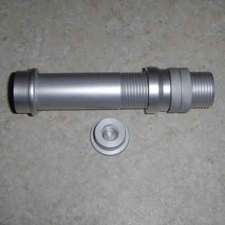 Aluminium bronze mouche moulinet WT 6-9