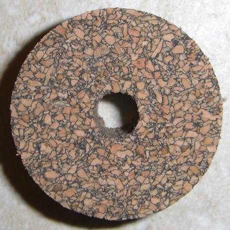 "Svart Premium Burl Cork ringer 1/2"""