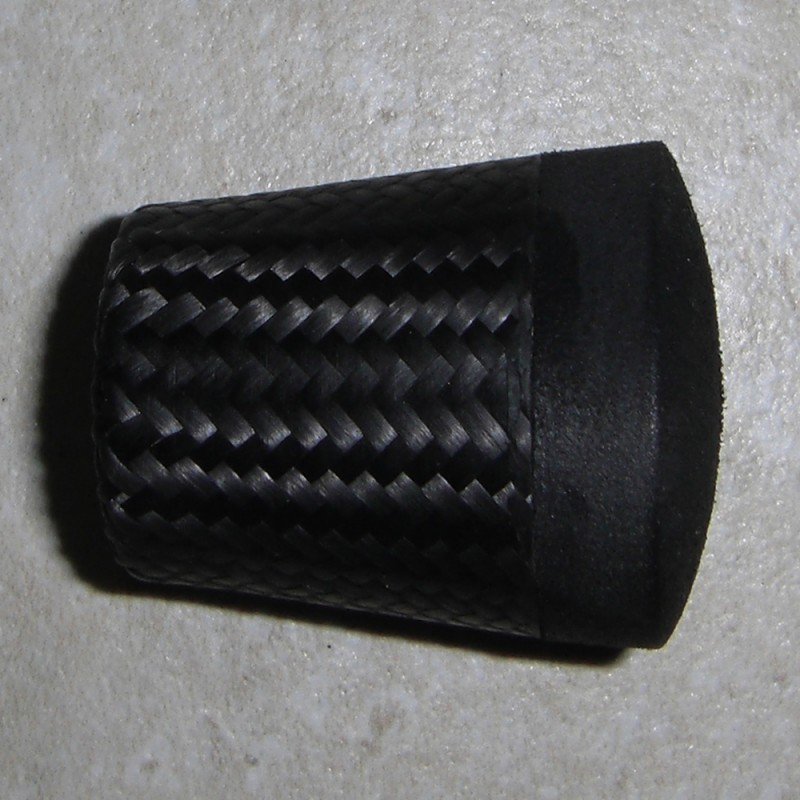 ForeCast Carbon Fiber Fly Grips and Fighting Butts - Custom