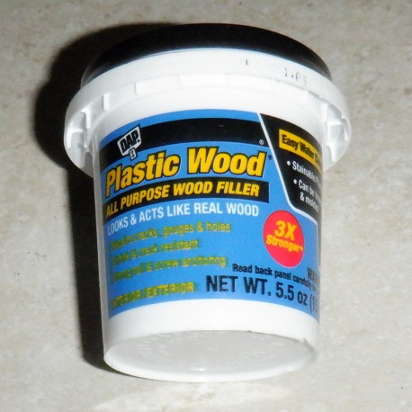 DAP Wood Filler for Filling Cork