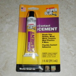 Contact Cement 1fl oz