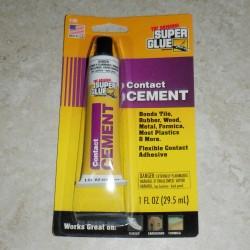 Neem contact op met Cement 1fl oz