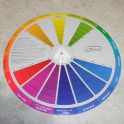 Колесо цветного сборщика