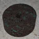 """Burnt Speck Cork Rings 1/2"""""""