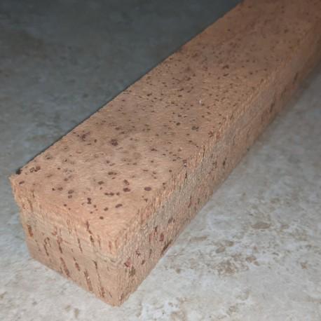 """Natural Cork Blocks 12"""" x 1.5"""" x 1.5"""""""