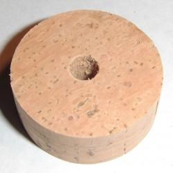 "Overstock Flor Grade Cork Rings 1/2"""