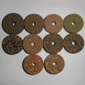 """Rubberized Cork Rings 1/2"""" 1/4"""" keskireiän"""
