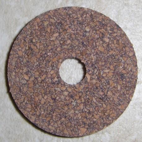 """Lila Premium Burl Cork Ringe 1/8"""""""