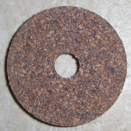 Purple Premium Burl Cork Rings 1/8""