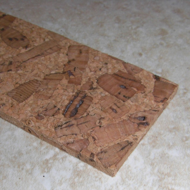 """Ptm Images 12 In X 12 In The Color Purple Laminated: Premium Burl Cork Strips 0.125"""" X 1.5"""" X 12"""""""
