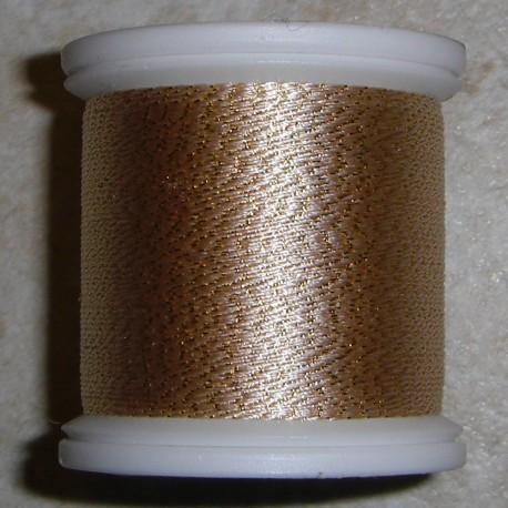 Silver 224 FishHawk 3/0 seta Sparkle Thread (rocchetti da 100 metri)