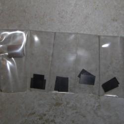 Jag-Notch Blade Kit för Crafty's Cork Cutter Inletting verktyg