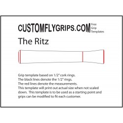 Ritz gratis Grip sjabloon