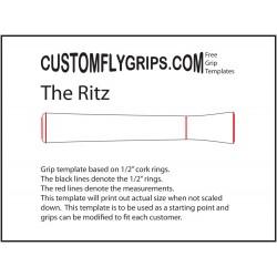 Template percuma cengkaman Ritz